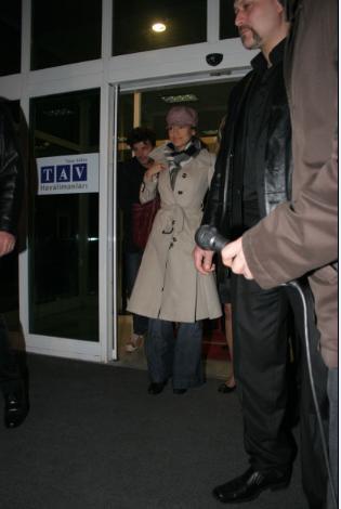 Eva Mendes İstanbulda !