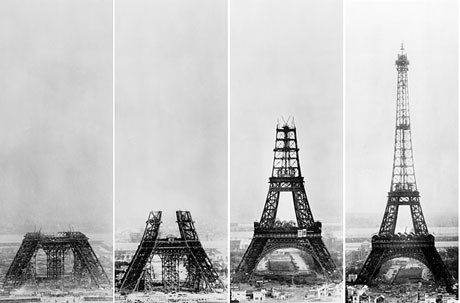 Eyfel Kulesi 120 yaşında