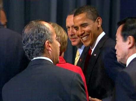 G20de Erdoğan-Obama sohbeti..