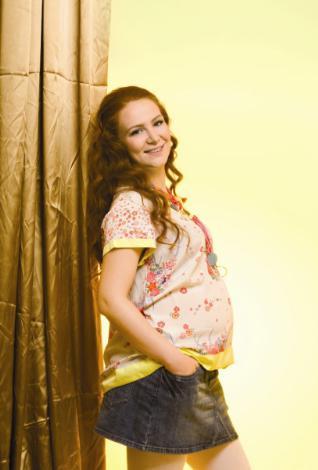 Kıraçın eşi hamile