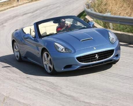 Ferrari California Türkiyede