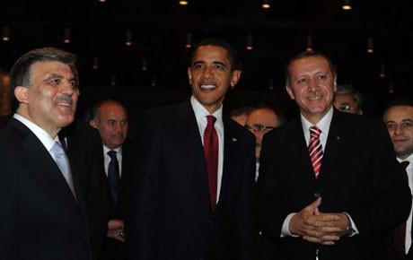 Obamaya unutulmaz bir akşam..