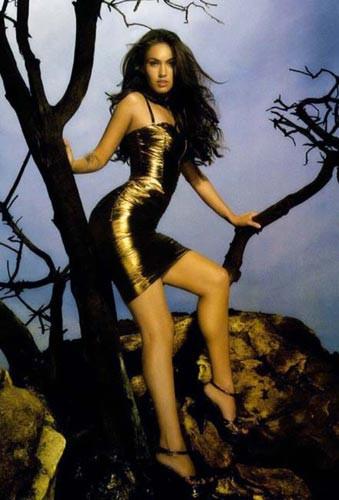 Megan Foxtan ilginç itiraf