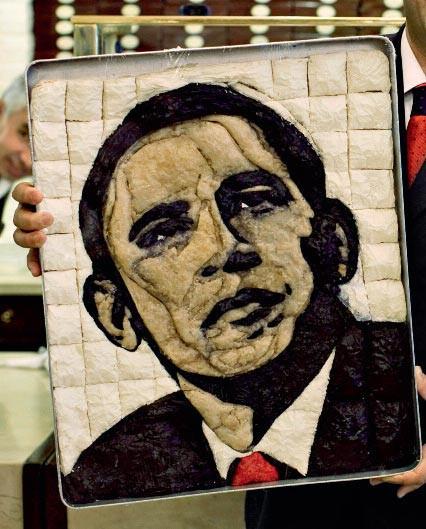 Millet düştü Obamanın peşine