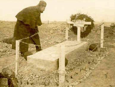 Yalnız mezarlığın sırrı