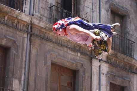 İspanyada San Fermin Festivali