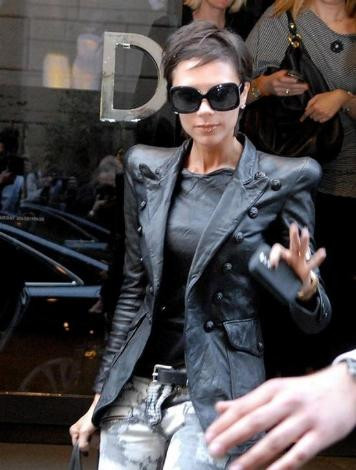Victoria Beckham acınacak halde