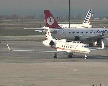 İşte Başbakanın 60 milyon dolarlık uçağı