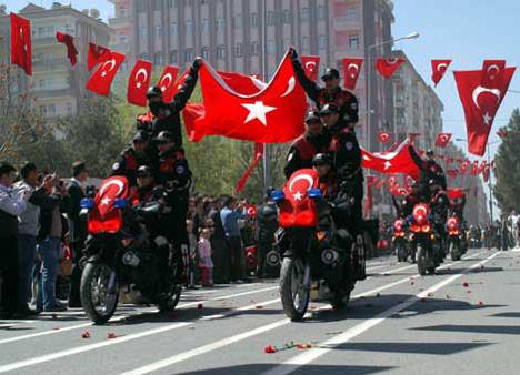 Türk polis teşkilatı 164 yaşında