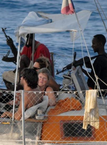 Somalili korsanlara büyük darbe !