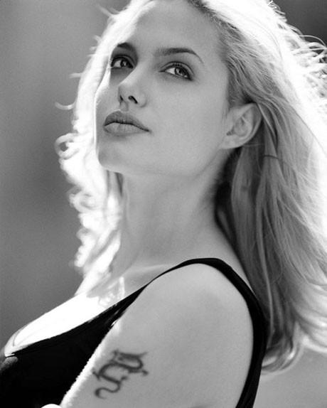 Angelina Jolieden yeni kareler