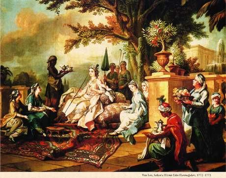 Osmanlı kadınları
