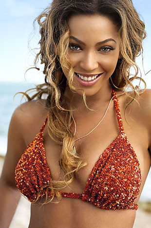 Beyonce, Sports Illustratede kapak oldu