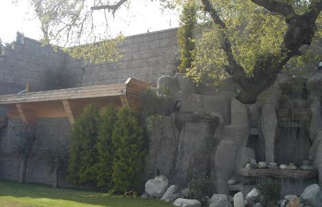 Ajda Pekkanın lüks villası