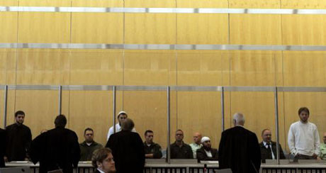 Türkler yargı önünde !