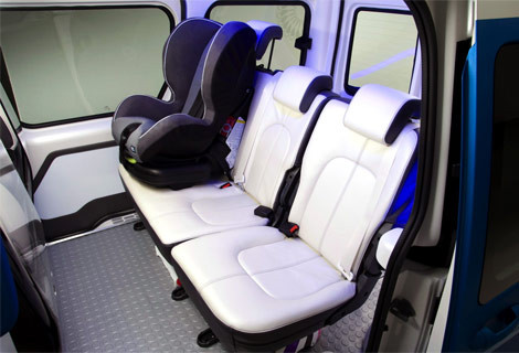 Yeni Ford Transit Connect
