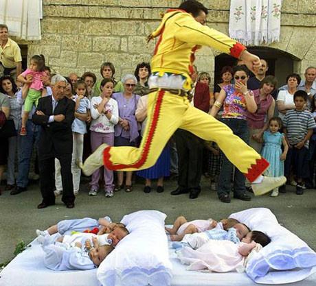 Dünyanın en tuhaf festivalleri