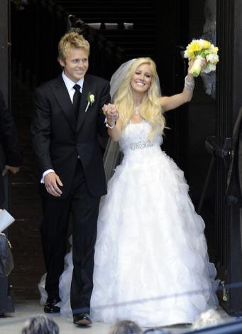 Bu sefer gerçekten evlendiler !