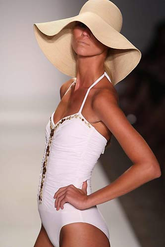 Miami sahillerinde bunlar moda
