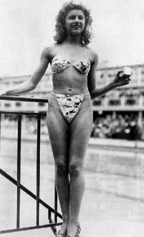 Bikininin 62 yıllık tarihçesi