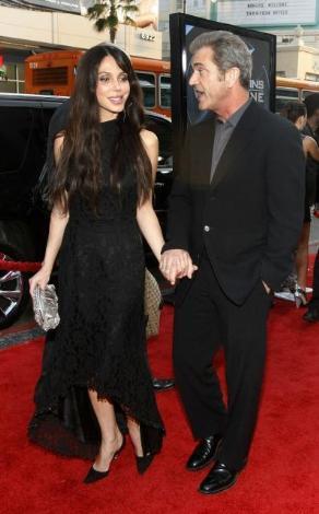 İşte Mel Gibsonun sevgilisi !