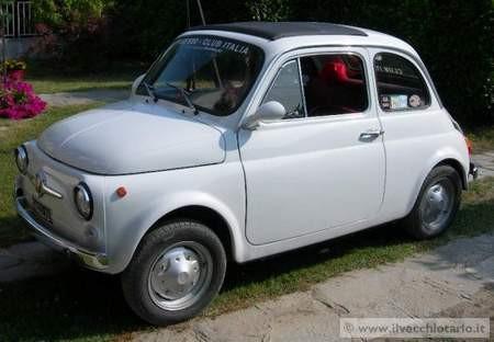 Efsane otomobil Fiat 500 geri döndü !