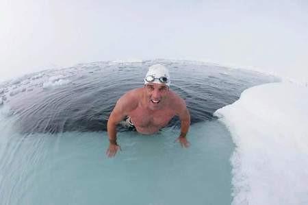 Kuzey Kutbunda eksi 1.8 derecede yüzdü