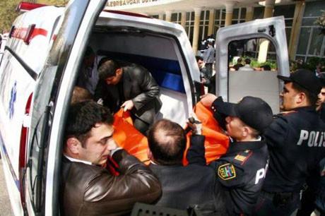 Azerbaycanı kana bulayan özel silah