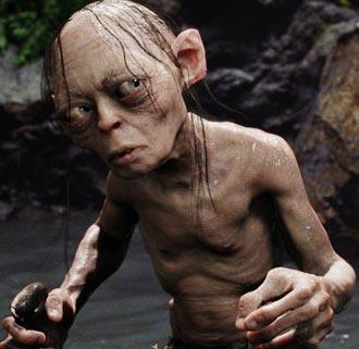 Lindsay Lohan Gollum gibi !