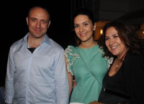 Halit Ergenç'in doğum günü partisi