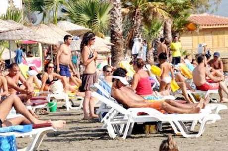 Turistlerin komik tatil şikayetleri