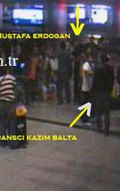 Mustafa Erdoğan dansçısını tokatladı !