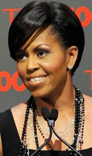 Michelle Obamanın şaşırtan değişimi