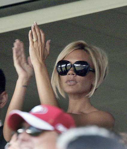 Beckhamlar Amerikayı salladı !