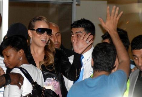Mariah Carey Antalyada !