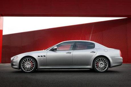 Maserati Sport GT S Türkiyede !