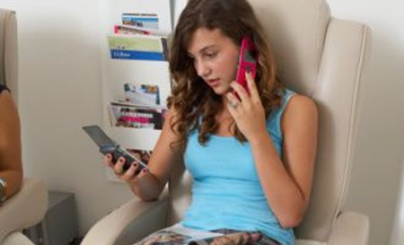 Cep telefonu kısırlığa mı yol açıyor ?