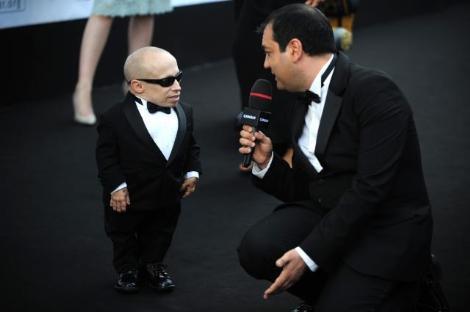 Dünyanın en küçük ünlüsü