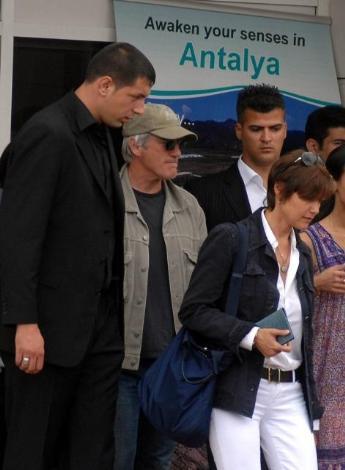 Richard Gere Antalyada !