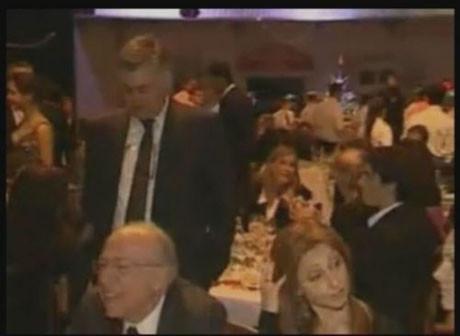 Berlusconinin 18lik kızla görüntüleri