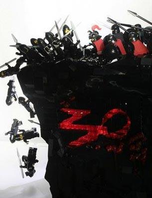 Legodan film posterleri