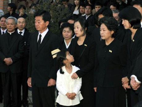 Güney Korede milyonlar ağlıyor !