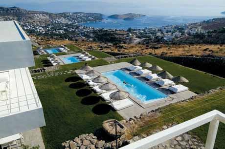 Dünyanın en iyi otellerinden Bodrum EV Otel