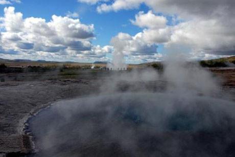 Turizmi canlandıran geyserler