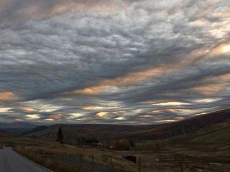 Ürküten bulutlar