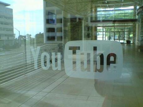 İşte YouTube burdan yönetiliyor !