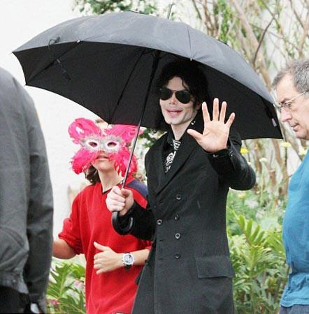 Michael Jackson ve çocukları