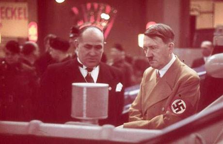 Hitlerin görülmemiş fotoğrafları