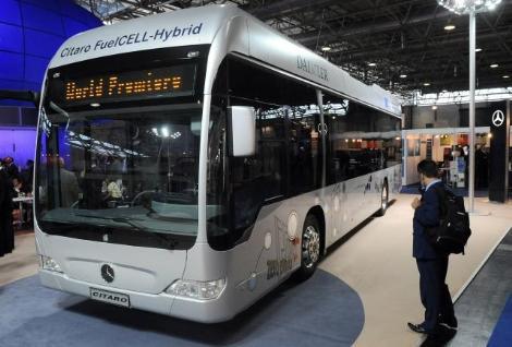 Otobüs teknolojisinde devrim