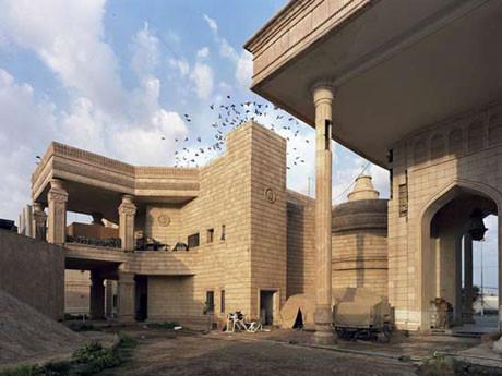 Saddamın sarayları bu hale geldi